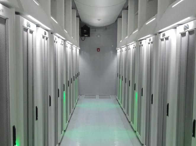 Telus Data Center
